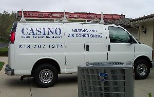 Casino Heating and Air Conditioning